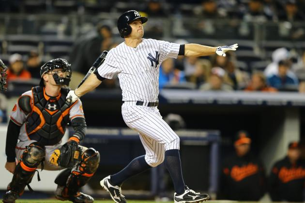 Yankees Lineup Slugging Its Way Back After Slow Start to the Season