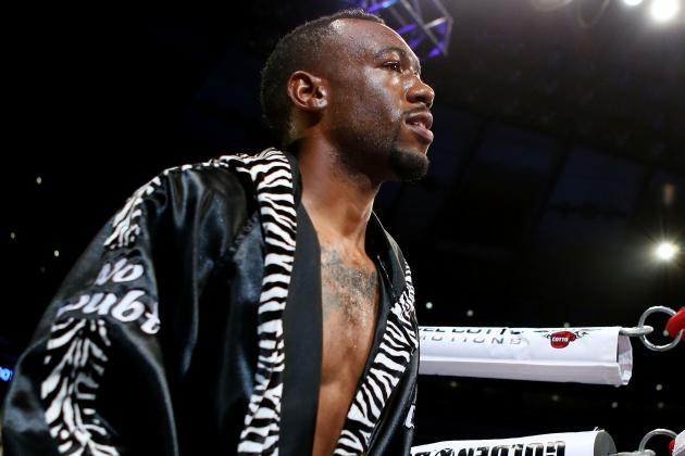 Trout Eyes Mayweather, Top Middleweights After Canelo