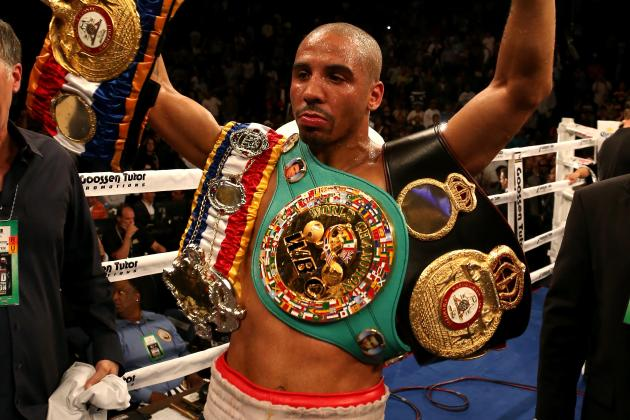 Andre Ward Gives Full Review of Donaire-Rigondeaux