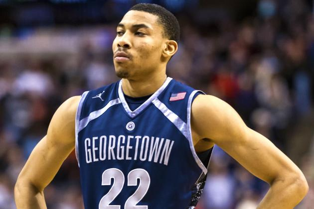 Georgetown Star Otto Porter Jr. Declares for 2013 NBA Draft
