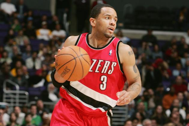 After Damian Lillard Ties His Franchise Record, Damon Stoudamire Tips His Hat