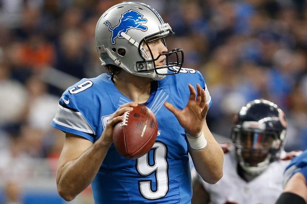 Matthew Stafford's Contract Talks Reportedly Heating Up
