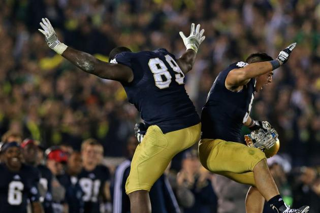 Kapron Lewis-Moore Scouting Report: NFL Outlook for Notre Dame Defensive End
