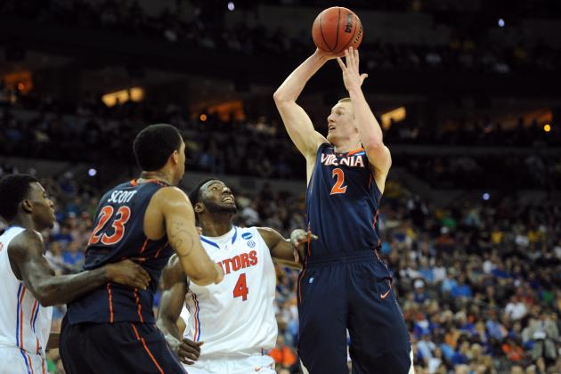 Paul Jesperson Leaving Virginia Basketball Program