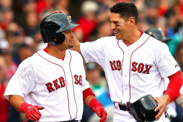 Tampa Bay Rays vs. Boston Red Sox: Boston Marathon Day Live Score, Analysis