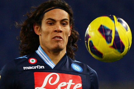 Edinson Cavani Hints He May Leave Napoli in the Summer