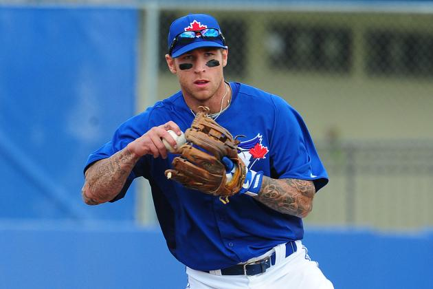 Brett Lawrie Is Playing Second Base on Rehab Assignment