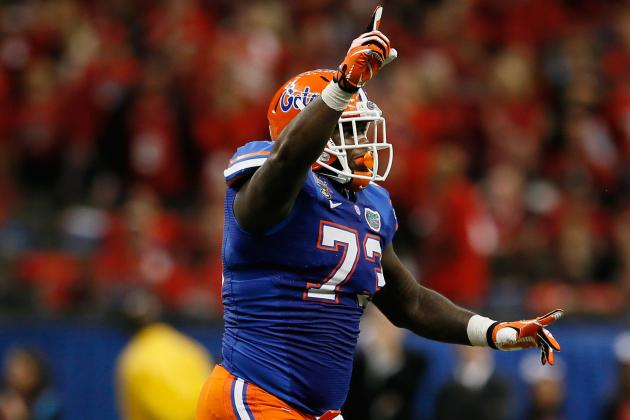 Sharrif Floyd One of 23 Players Attending 2013 NFL Draft