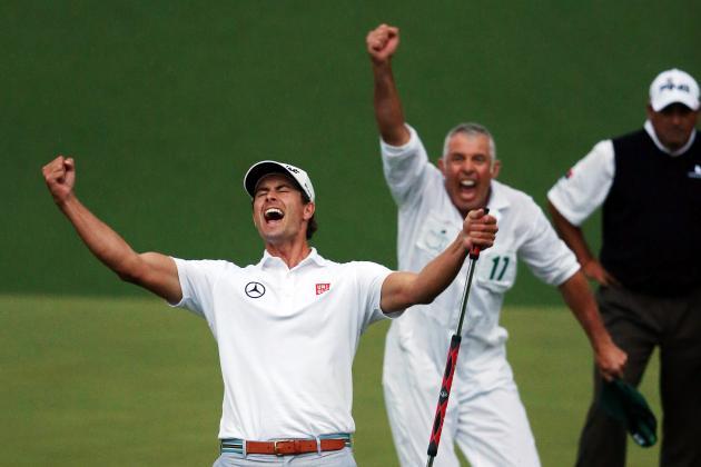 Steve Williams Overshadows Adam Scott's 2013 Masters Win