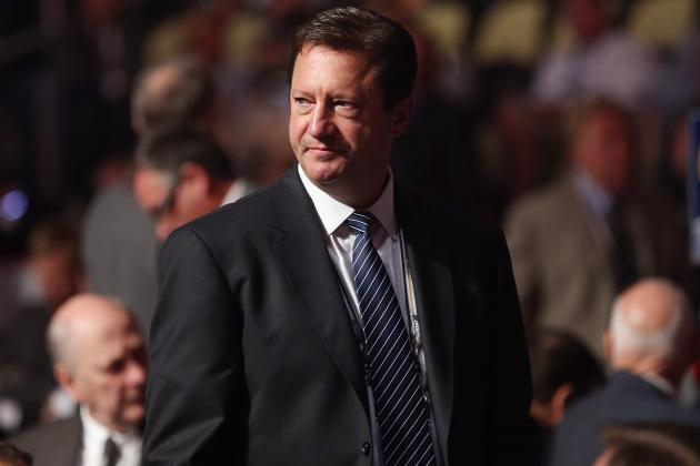 Report: Oilers Fire Tambellini, Name MacTavish GM