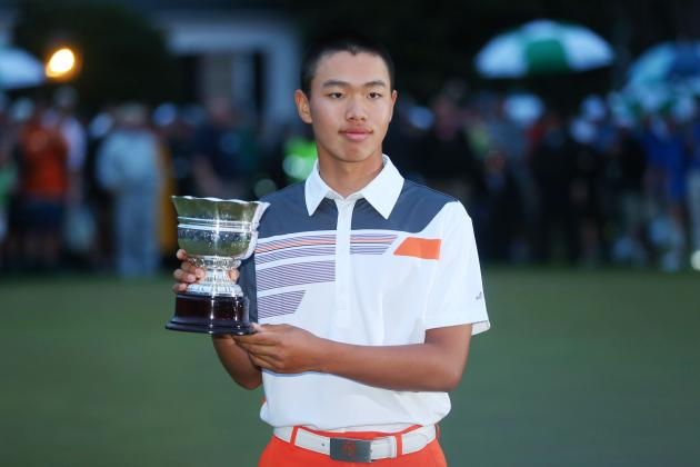 Tianlang Guan's Success at 2013 Masters Proves Amateur Should Enter U.S. Open