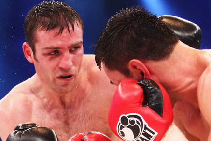 Macklin Will Forget About Barker Fight If He Takes Title from Golovkin