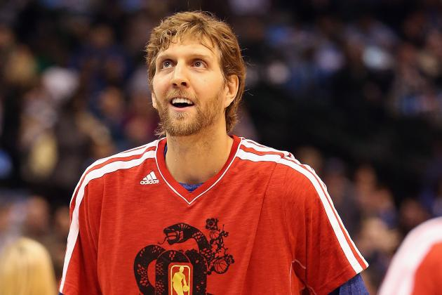 3-Pointer: Can Dirk Nowitzki Hit 30,000?