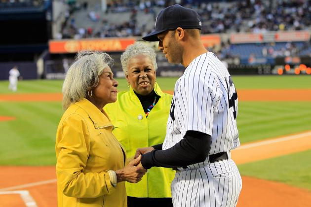 Mariano Rivera and Robinson Cano Continue to Honor No. 42 and Robinson's Legacy