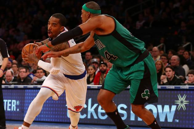 Debate: What Is the Biggest Issue Boston Presents in the 1st Round vs. NYK?
