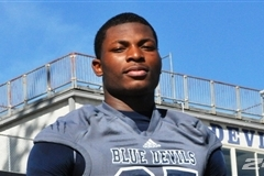 Georgia's Top 2014 Prospect Lorenzo Carter Puts Bulldogs, Alabama in Top 5