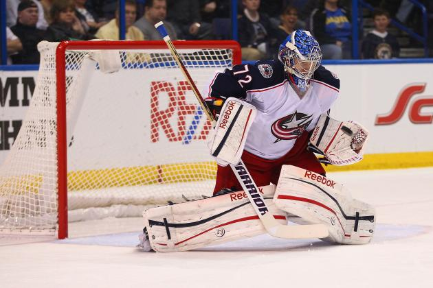 Bobrovsky, Kessel and Stars' Bachman Named NHL 'Three Stars' of the Week