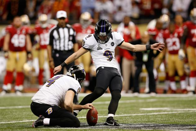 Ravens Kicker Justin Tucker Chases Perfection in 2nd NFL Season
