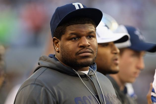 Josh Brent Not Expected at Cowboys' Workouts