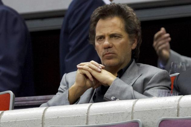Owner Tom Gores' Presence Should Make for an Interesting Home Finale