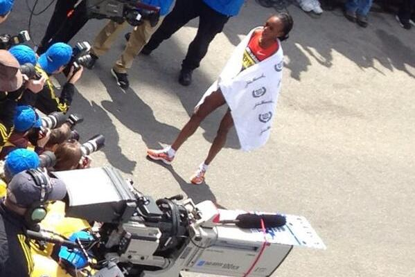 Boston Marathon 2013 Results: Men's and Women's Top Finishers