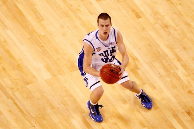 Report: Jon Scheyer to Join Duke Coaching Staff