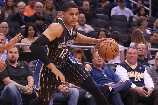 Tobias Harris: Magic Players' Goal Next Season Should Be to Make the Playoffs