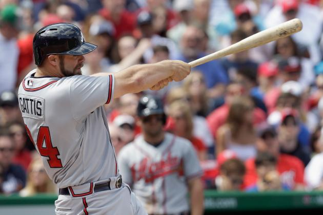 Atlanta Braves: Is It Too Early to Crown Evan Gattis?
