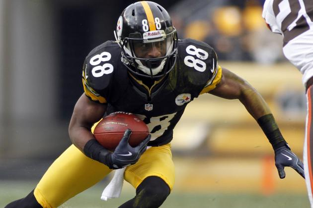 Steelers May Struggle to Get Emmanuel Sanders to Sign Long-Term