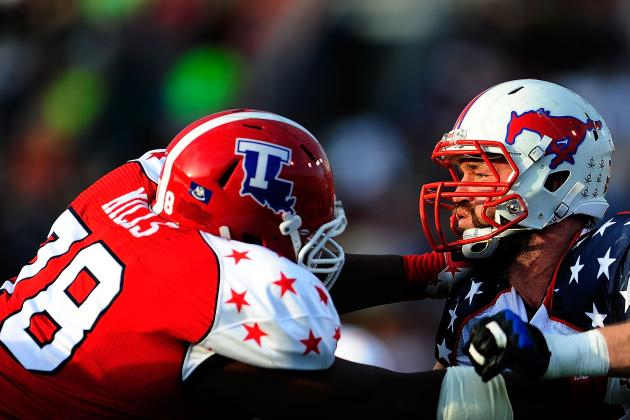 Jordan Mills Scouting Report: NFL Outlook for Louisiana Tech OT