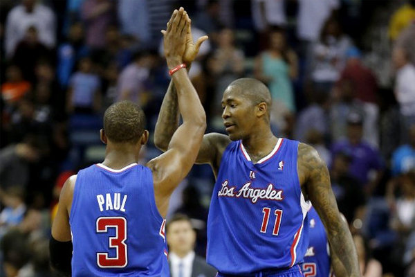 Clippers Reserves Play Big Role in Fourth Quarter Against Hornets