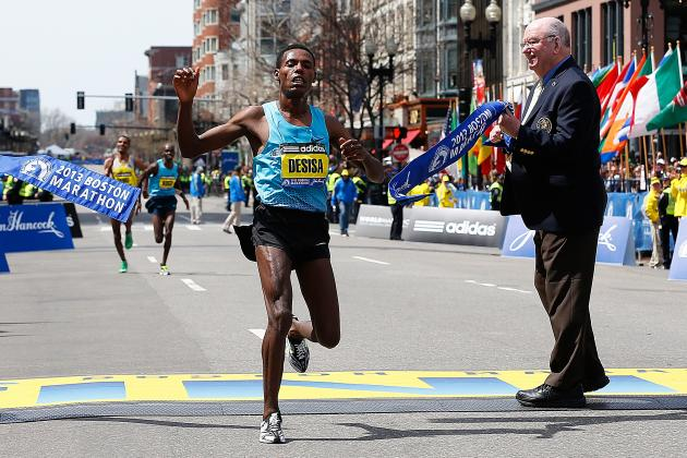 Boston Marathon 2013: Finishing Times for Top Runners at Patriot's Day Race