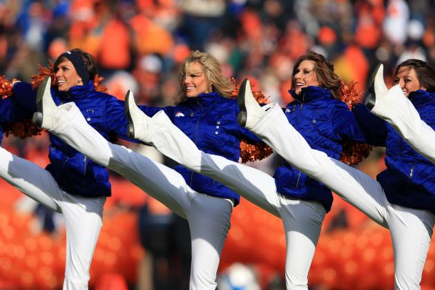 Broncos Cheer Squad Looking for a Few Good Women