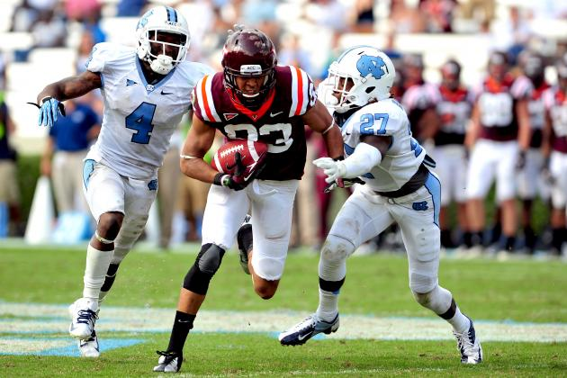 Corey Fuller Scouting Report: NFL Outlook for Virginia Tech WR