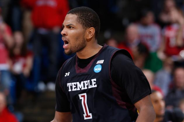 Temple's Khalif Wyatt Named Big 5 Player of the Year