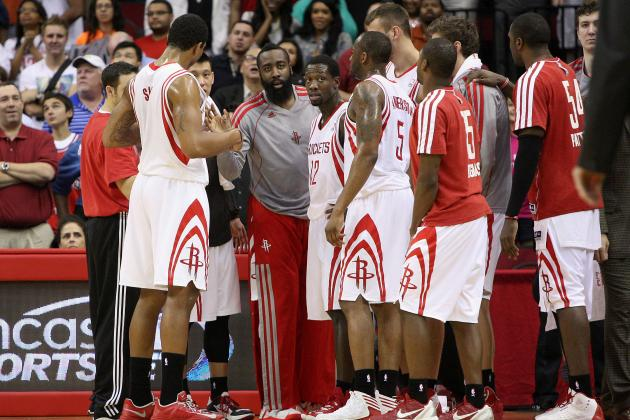 How Rockets Can Clinch 6th Seed Tonight and Other NBA West Scenarios
