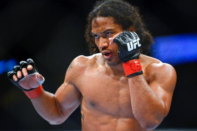 Benson Henderson Is All About Winning Fights, Not Selling Fights