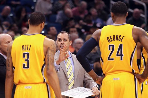 Pacers: To Rest the Starters or Not?