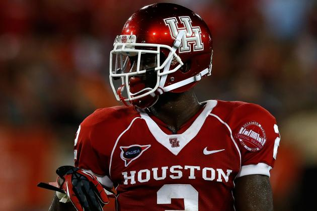 NFL Draft: Bengals Showing Significant Interest in Houston's D.J. Hayden
