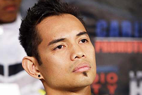 Donaire Facing Shoulder Surgery