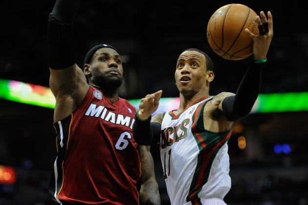 Milwaukee Bucks Playoff Schedule 2013: TV Info and Predictions for First Round