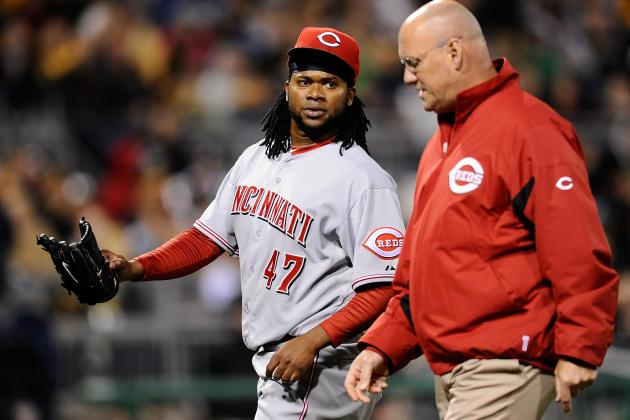 Reds Officially Place Cueto on DL, Promote Freeman