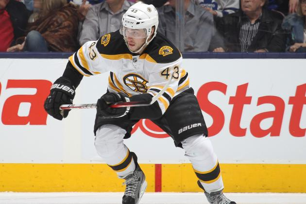 Bruins Happy to Have Blossoming Bartkowski