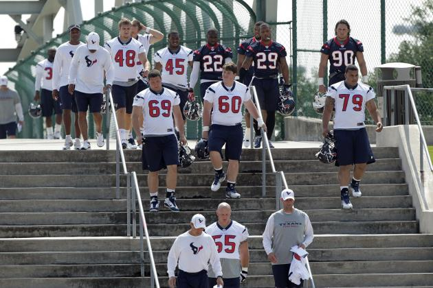 Texans Begin Offseason Workout Program
