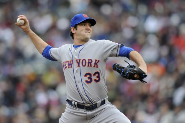Matt Harvey Is NL Player of Week