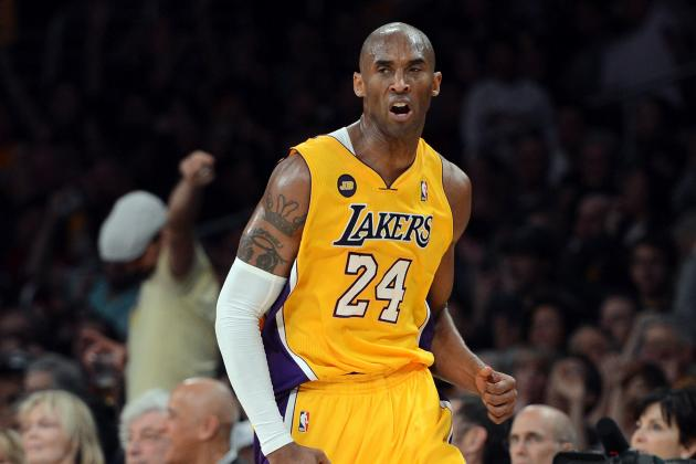 Kobe Bryant Named Western Conference Player of the Week | Lakers Nation
