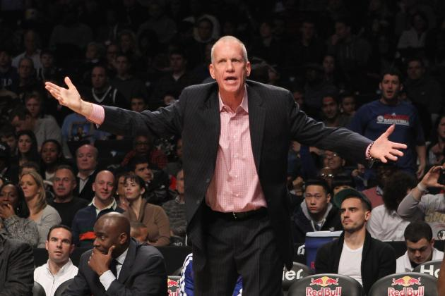 Timeline of Doug Collins' Rocky Tenure as Head Coach of Philadelphia 76ers