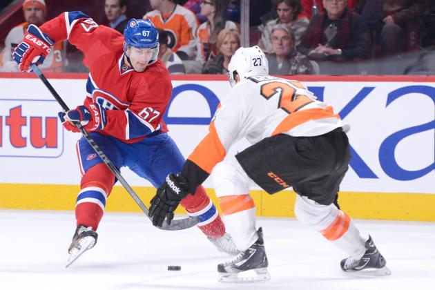 Flyers-Canadiens: What you need to know