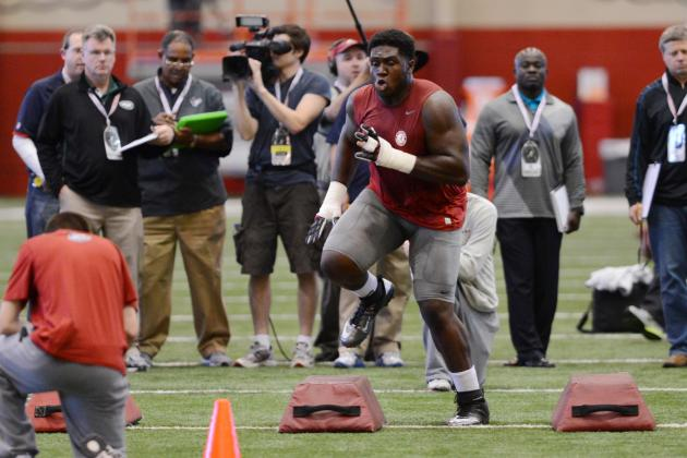 For Titans, Drafting Chance Warmack Looks Like a No-Brainer