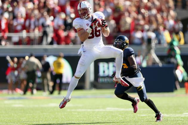Zach Ertz Scouting Report: NFL Outlook for Stanford TE